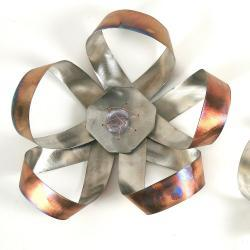 Stainless Steel Small Daisy